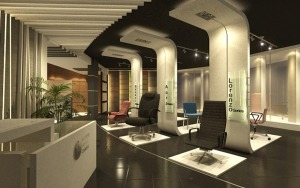 Master Office Systems Showroom