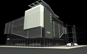 Audi Office Building