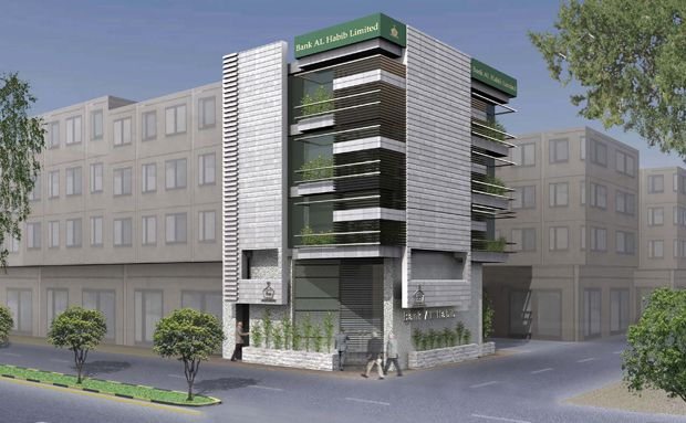 Bank Al Habib Khayaban-e-Jami Branch