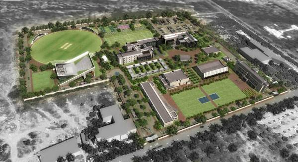 New Master Plan of IBA Main Campus